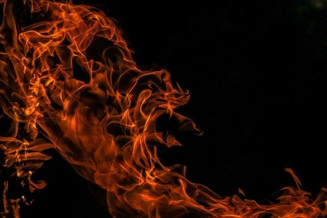 les trois premières personnes à entre en Enfer