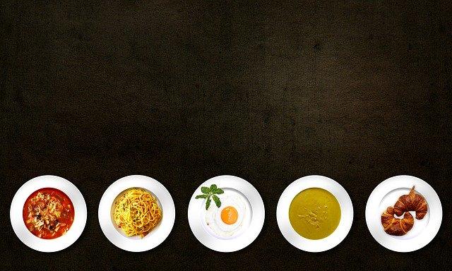Le comportement avant le repas